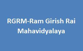 RGRM-Ram Girish Rai Mahavidyalaya