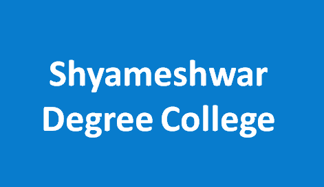 SDC-Shyameshwar Degree College