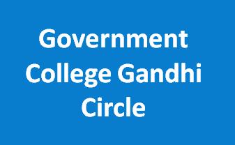 GCGC-Government College Gandhi Circle