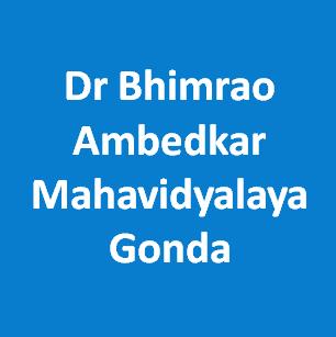 DBAM-Dr Bhimrao Ambedkar Mahavidyalaya Gonda