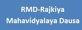 RMD-Rajkiya Mahavidyalaya Dausa