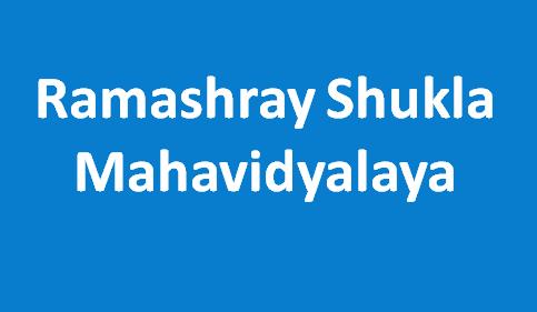 RSM-Ramashray Shukla Mahavidyalaya