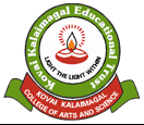 KKCAS-Kovai Kalamagal College of Arts and Science