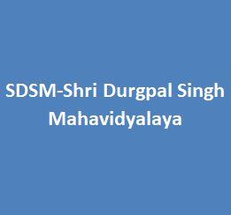 SDSM-Shri Durgpal Singh Mahavidyalaya