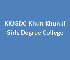 KKJGDC-Khun Khun Ji Girls Degree College