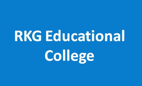 RKGEC-RKG Educational College