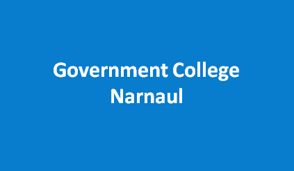 GC-Government College Narnaul