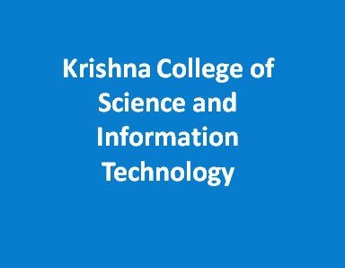 KCSIT-Krishna College of Science and Information Technology