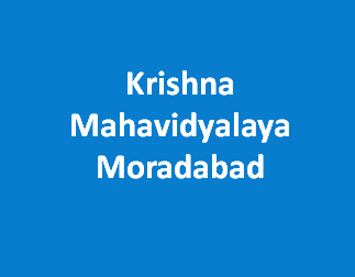 KM-Krishna Mahavidyalaya Moradabad