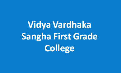 VVSFGC-Vidya Vardhaka Sangha First Grade College