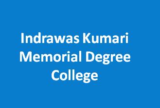 IKMDC-Indrawas Kumari Memorial Degree College