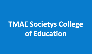 TMAESCE-TMAE Societys College of Education
