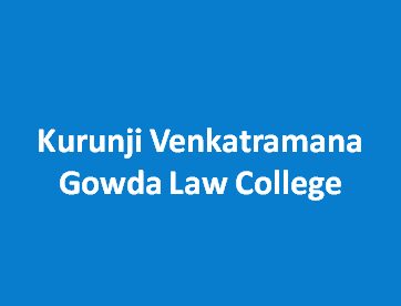 KVGLC-Kurunji Venkatramana Gowda Law College