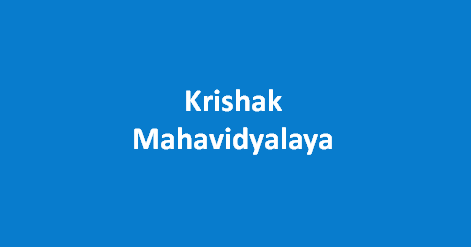 KM-Krishak Mahavidyalaya