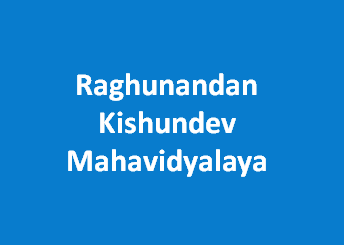 RKM-Raghunandan Kishundev Mahavidyalaya