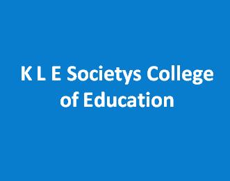 KLESCE-K L E Societys College of Education