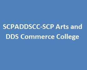SCPADDSCC-SCP Arts and DDS Commerce College