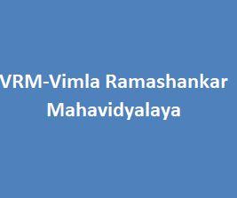 VRM-Vimla Ramashankar Mahavidyalaya