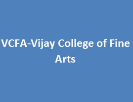 VCFA-Vijay College of Fine Arts