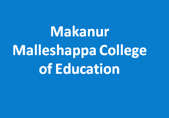 MMCE-Makanur Malleshappa College of Education