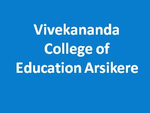 VCE-Vivekananda College of Education Arsikere