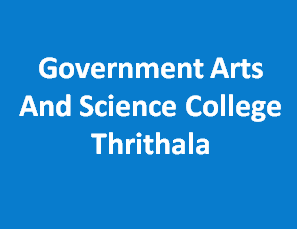 GASC-Government Arts And Science College Thrithala