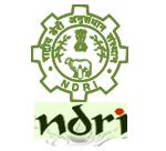 NDRI-National Dairy Research Institute