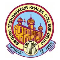 SGTBKC-Sri Guru Tegh Bahadur Khalsa College