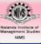 NIMS-Nalanda Institute Of Management Studies