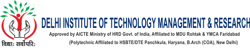 DITMR-Delhi Institute of Technology Management and Research