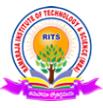 RITS-Ramaraja Institute of Technology and Science Tirupati