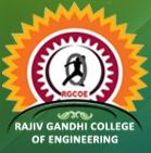 RGCE-Rajiv Gandhi College Of Engineering Ahmednagar