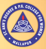 SADPGCW-St Anns Degree and PG College For Women