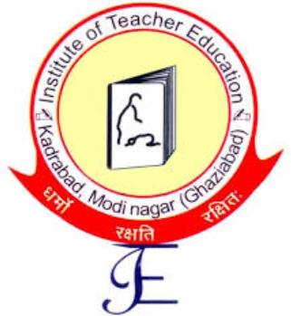 ITE-Institute of Teacher Education Ghaziabad