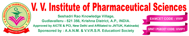 VVIPS-Vallabhaneni Venkatadri Institute Of Pharmaceutical Sciences