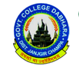 GC-Government College Dabhara