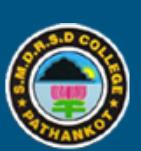SMDRSDC-S M D R S D College