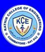KCE-Kathir College of Engineering