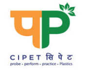 CIPETG-Central Institute of Plastic Engineering and Technology Guwahati