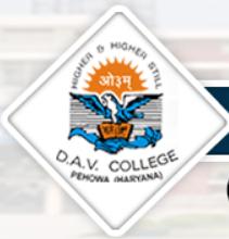 DAVC-DAV College Pehowa