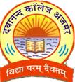 DAVCA-DAV College Ajmer