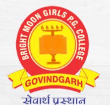 BMGPGCJ-Bright Moon Girls PG College Jaipur