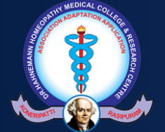 DHMCRC-Dr Hahnemann Homoeopathy Medical College and Research Centre