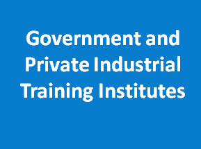 GPITI-Government and Private Industrial Training Institutes