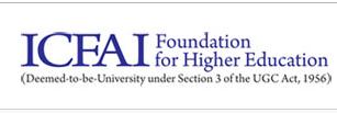 ICFAIFHE-ICFAI Foundation for Higher Education