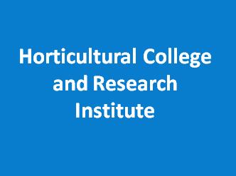 HCRI-Horticultural College and Research Institute