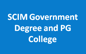 SGDPC-SCIM Government Degree and PG College