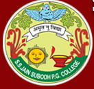 SSJSPGC-S S Jain Subodh P G College