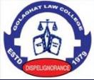 GLC-Golaghat Law College