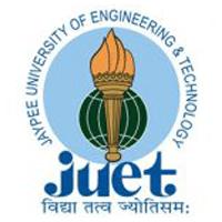 JUETG-Jaypee University of Engineering and Technology Guna